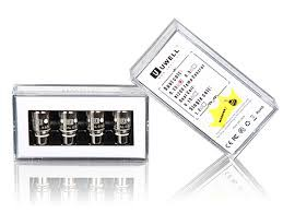 Uwell Crown Coil Heads (4-pack) 0.25 Dual Coil