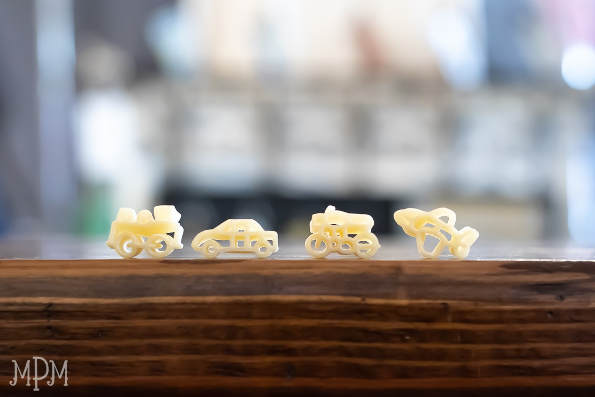 Planes, Trains, Automobiles, and motorcycles in this fun pasta shapes!